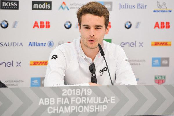 Tom Dillmann (FRA), NIO Formula E Team