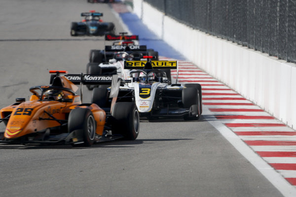 SOCHI AUTODROM, RUSSIAN FEDERATION - SEPTEMBER 29: Christian Lundgaard (DNK, ART Grand Prix) during the Sochi at Sochi Autodrom on September 29, 2019 in Sochi Autodrom, Russian Federation. (Photo by Carl Bingham / LAT Images / FIA F3 Championship)
