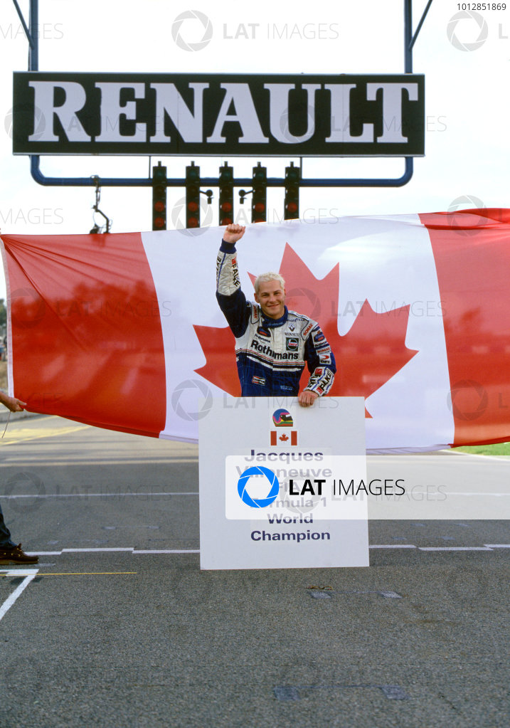 1997 European Grand Prix