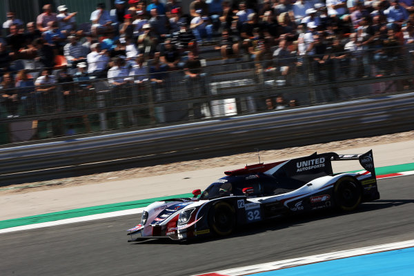 2017 European Le Mans Series, Portimao, Potugal. 20th-22nd October 2017 #32 William Owen (USA) / Hugo de Sadeleer (CHE) / Filipe Albuquerque (PRT) United Autosports Ligier JSP217 - Gibson World copyright. JEP/LAT Images