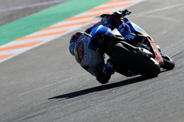 2017 Moto2 Championship - Round 18 Valencia, Spain  Friday 10 November 2017 Alex Marquez, Marc VDS  World Copyright: Gold and Goose Photography/LAT Images  ref: Digital Image 704781