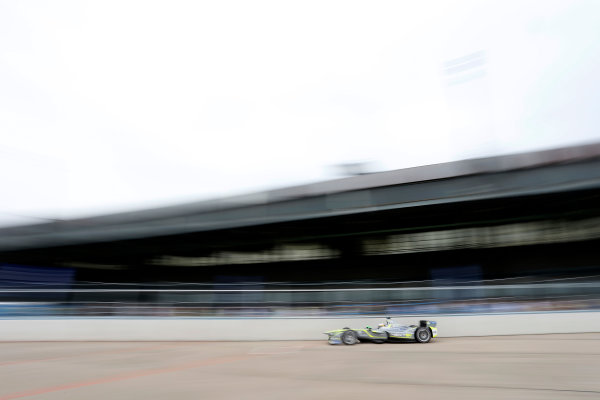 2014/2015 FIA Formula E Championship. Berlin ePrix, Berlin Tempelhof Airport, Germany. Saturday 23 May 2015 Charles Pic (FRA)/China Racing - Spark-Renault SRT_01E. Photo: Andrew Ferraro/LAT/Formula E ref: Digital Image _FER0798