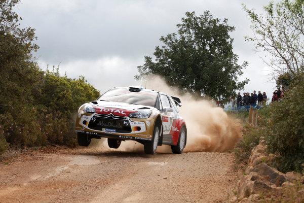 2013 World Rally Championship Rally Portugal 11th - 14th April 2013 Mikko Hirvonen, Citroen, action Worldwide Copyright: McKlein/LAT