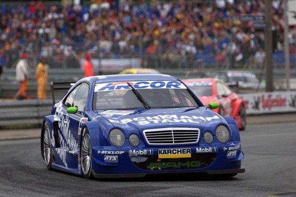Marcel Tiemann (GER)DTM Championship - Norisring, Germany - 8 July 2001