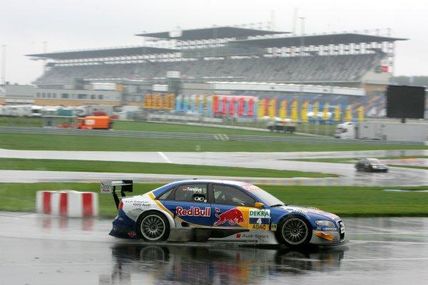 2006 DTM Championship.Round 2, Eurospeedway Lausitzring. 28th - 30th April 2006.Martin Tomczyk (GER), Audi Sport Team Abt Sportsline, Audi A4 DTMWorld Copyright: Miltenburg/xpb cc/LATref: Digital Image Only