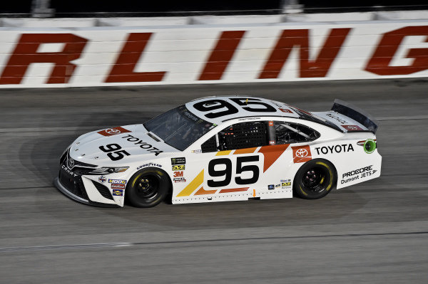 #95: Matt DiBenedetto, Leavine Family Racing, Toyota Camry IMSA GTO Throwback