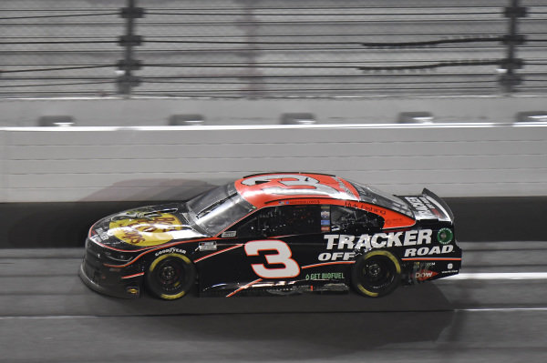 #3: Austin Dillon, Richard Childress Racing, Chevrolet Camaro Bass Pro Shops/Tracker Off Road