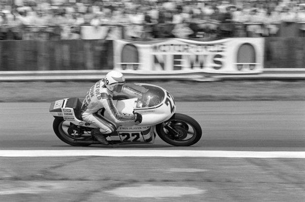 Dave Croxford, Norton.
