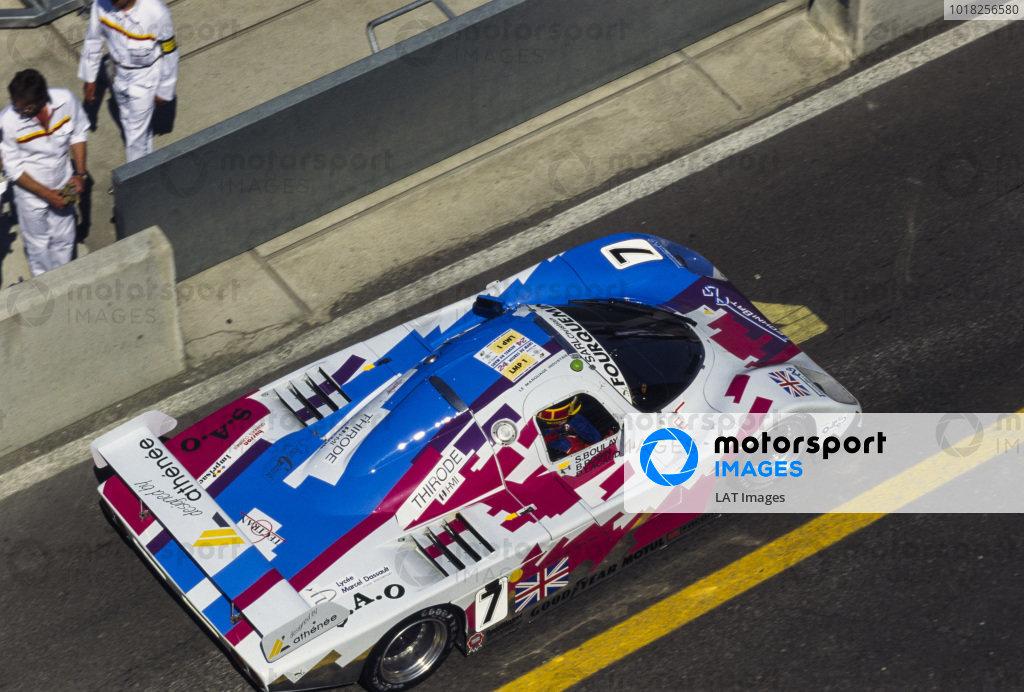 Dominique Lacaud / Sylvain Boulay / Bernard Robin, Stealth Engineering / SBF, ALD 06 BMW.