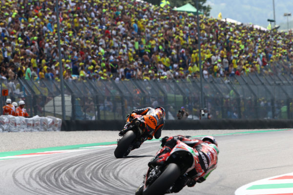 2017 MotoGP Championship - Round 6 Mugello, Italy Sunday 4 June 2017 Bradley Smith, Red Bull KTM Factory Racing World Copyright: Gold & Goose Photography/LAT Images ref: Digital Image 674706