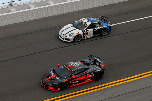 26-27 January, 2017, Daytona Beach, Florida USA 77, McLaren, McLaren GT4, GS, Nico Rondet, Jeff Westphal World Copyright: Jake Galstad/LAT Images