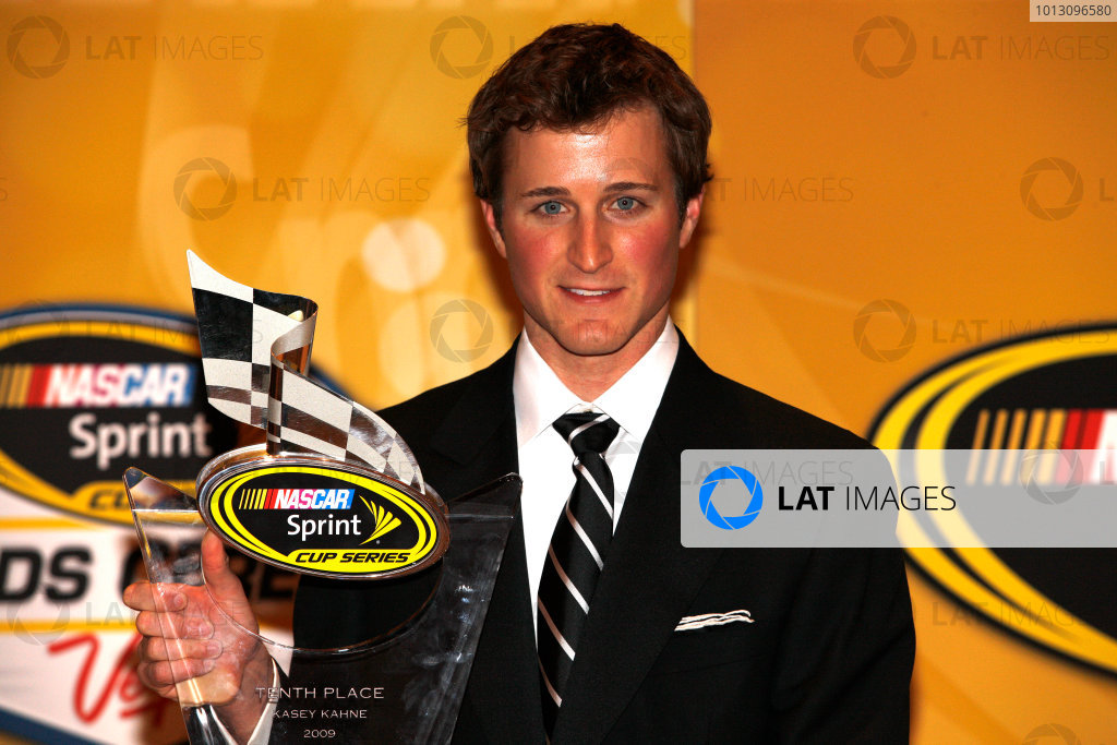 2009 NASCAR Champions Week Awards Banquet