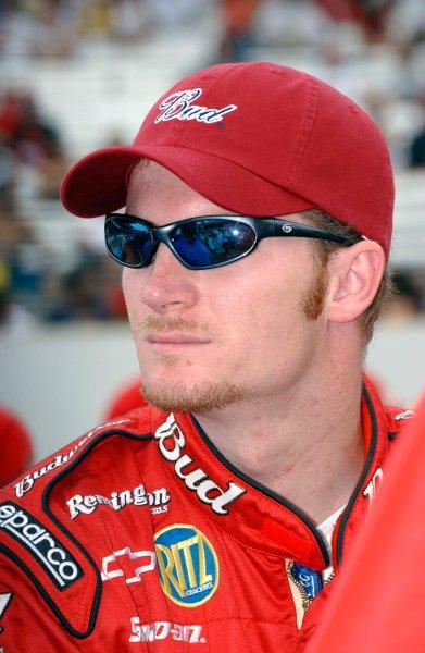 2003 NASCAR,Brickyard 400,Indianapolis,USA, August 01-03Dale Earnhardt jr.-Robert LeSieur 2003LAT Photographic