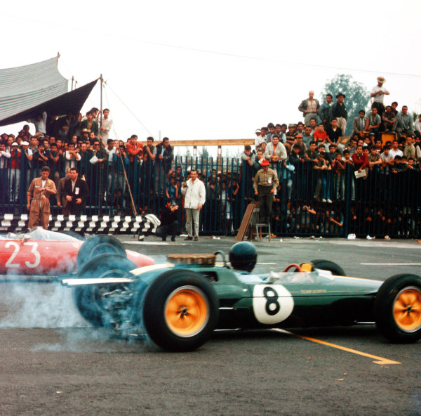 Mexico City, Mexico. 25 - 27 October 1963.