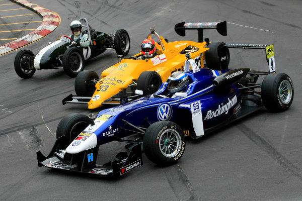 2012 Macau Grand Prix. Circuit de Guia, Macau. 15th - 18th November 2012. Historic and modern Formula 3 cars. World Copyright: Ebrey/LAT Photographic.
