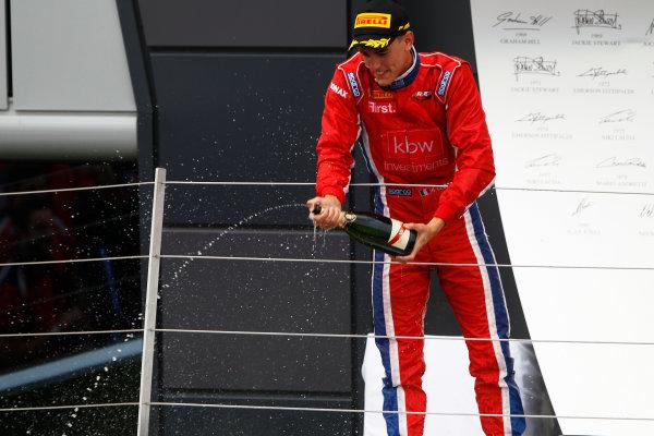 2015 GP3 Series Round 3.  Silverstone, Northamptonshire, England. Sunday 5 July 2015. Kevin Ceccon (ITA, Arden International)  Photo:  Sam Bloxham/GP3 Media Service ref: Digital Image _G7C1755