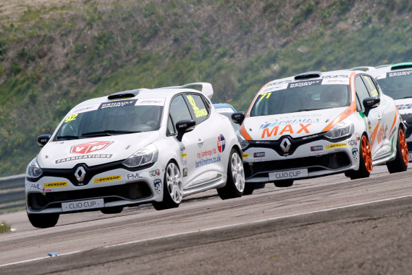 2016 Renault Clio Cup, Thruton, 7th-8th My 2016 Jake Giddings (GBR) Finesse World copyright. Jakob Ebrey/LAT Photographic