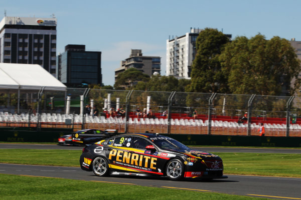 David Reynolds, Erebus Motorsport Holden.