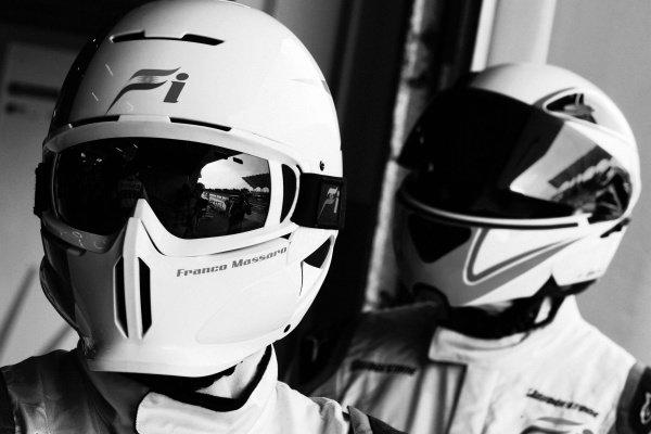 Force India F1 Team mechanic.Formula One World Championship, Rd 2, Malaysian Grand Prix, Qualifying Day, Sepang, Malaysia, Saturday 4 April 2009.