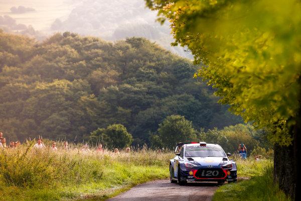 2017 FIA World Rally Championship / Round 10 / Rallye Deutschland / 17-20 August, 2017 // Worldwide Copyright: McKlein