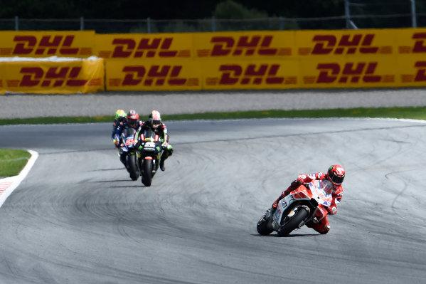 2017 MotoGP Championship - Round 11 Spielberg, Austria Sunday 13 August 2017 Jorge Lorenzo, Ducati Team World Copyright: Gold and Goose / LAT Images ref: Digital Image 687049