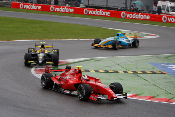 Autodromo di Monza, Monza, Italy 14th September.Sunday Race.  Carlos Iaconelli (BRA, BCN Competicion). Action. World Copyright: Glenn Dunbar/GP2 Series Media Service. ref: Digital Image _O9T7773