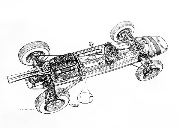 1962 Lotus 25-Climax,