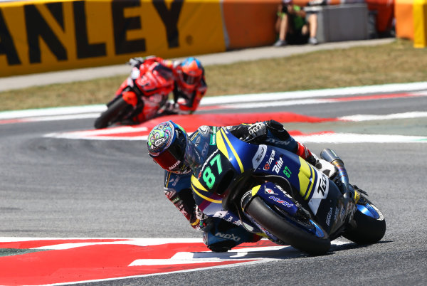 2017 Moto2 Championship - Round 7 Circuit de Catalunya, Barcelona, Spain Sunday 11 June 2017 Remy Remy Gardner, Tech 3 Racing race World Copyright: Gold & Goose Photography/LAT Images ref: Digital Image 677492