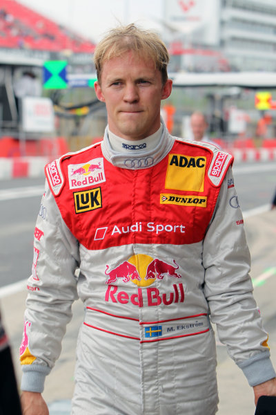 Mattias Ekstrom (SWE), Audi Sport Team Abt Sportsline.DTM, Rd7, Brands Hatch, England, 3-5 September 2010.World Copyright: LAT Photographicref: dne1004se257