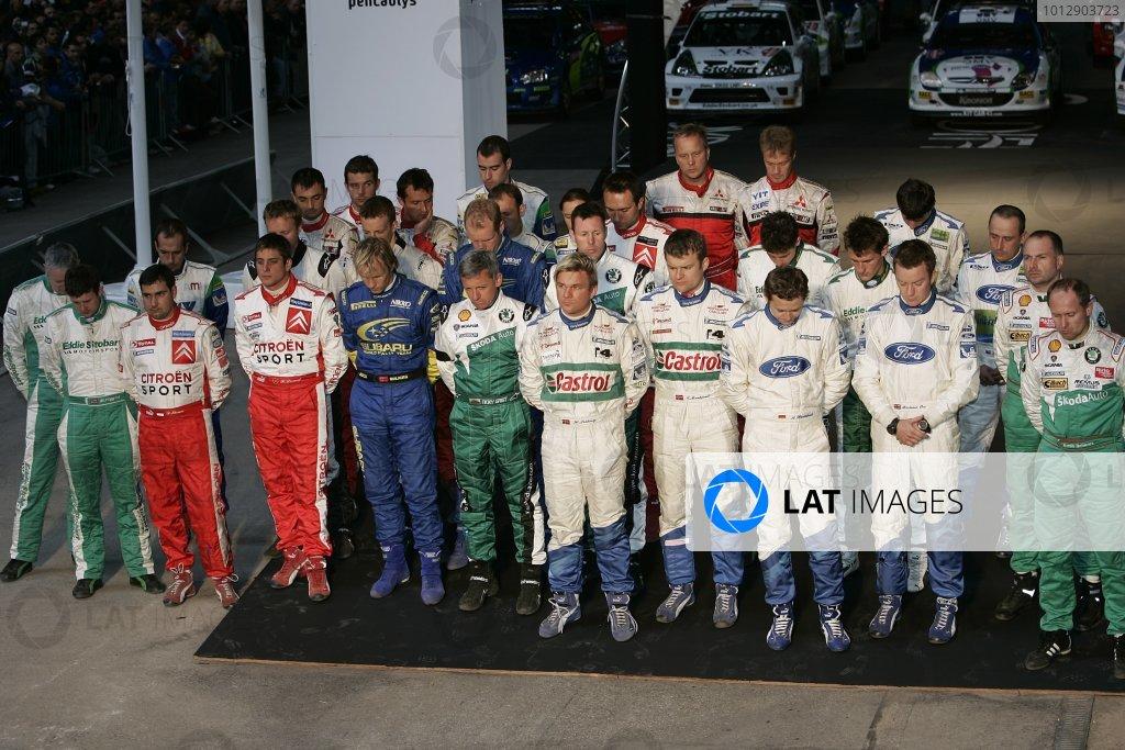 2005 FIA World Rally Champs. Round twelve