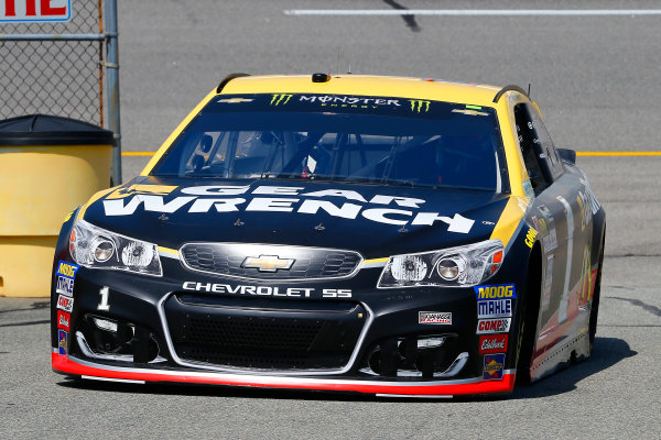 Monster Energy NASCAR Cup Series Toyota Owners 400 Richmond International Raceway, Richmond, VA USA Friday 28 April 2017 Jamie McMurray, Chip Ganassi Racing, GearWrench Chevrolet SS World Copyright: Russell LaBounty LAT Images ref: Digital Image 17RIC1Jrl_0708