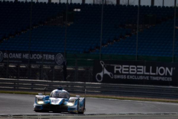 2017 European LeMans Series, Silverstone, 13th-15th April 2017, Andrea Roda (ITA) / Matthew McMurry (USA) / Andrea Pizzitola (FRA) - ALGARVE PRO RACING - Ligier JSP217 - Gibson World Copyright. JEP/LAT Images