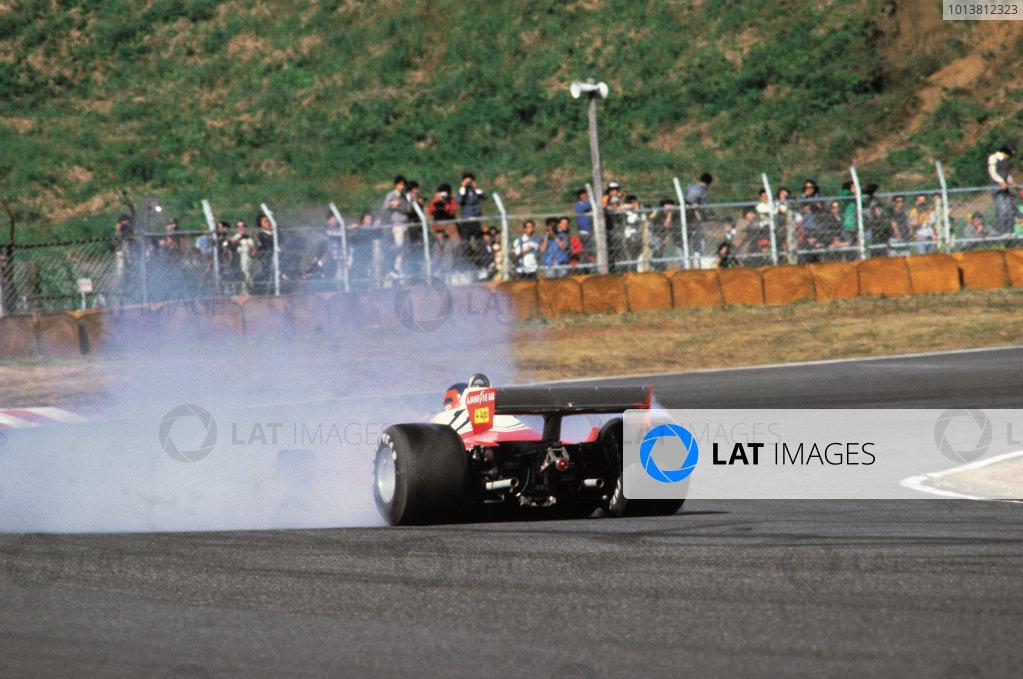 1977 Japanese Grand Prix.
