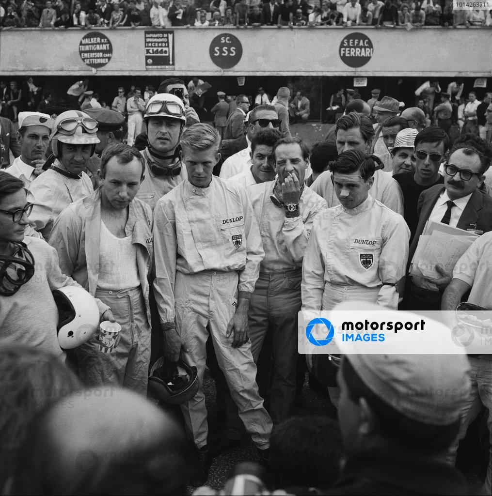 1962 Italian Grand Prix.