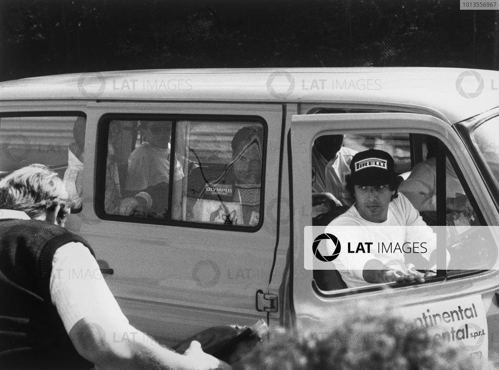 1985 Belgian Grand Prix.