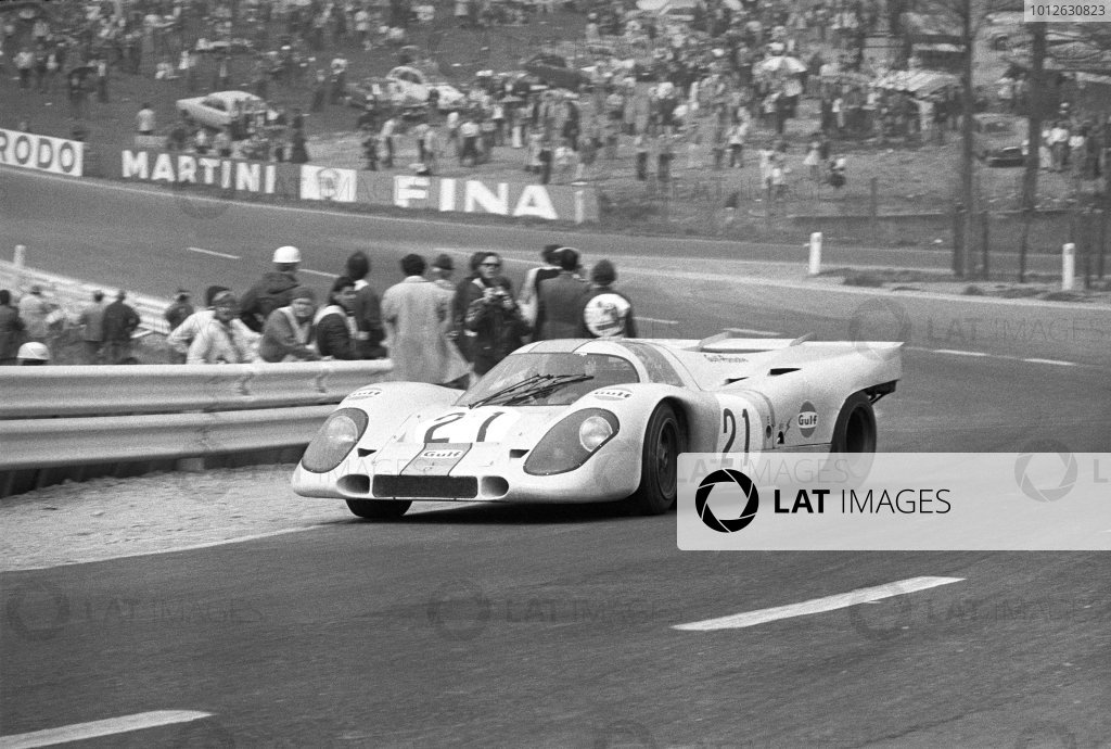 Spa-Francorchamps, Belgium. 9th May 1971. Rd 6.