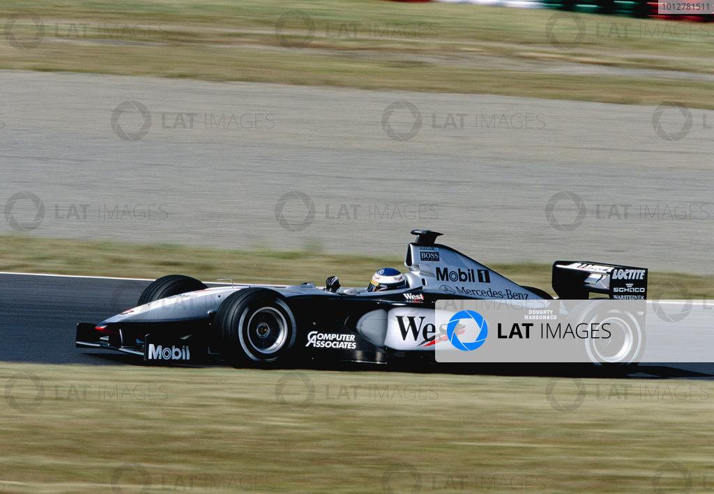 1999 Japanese Grand Prix