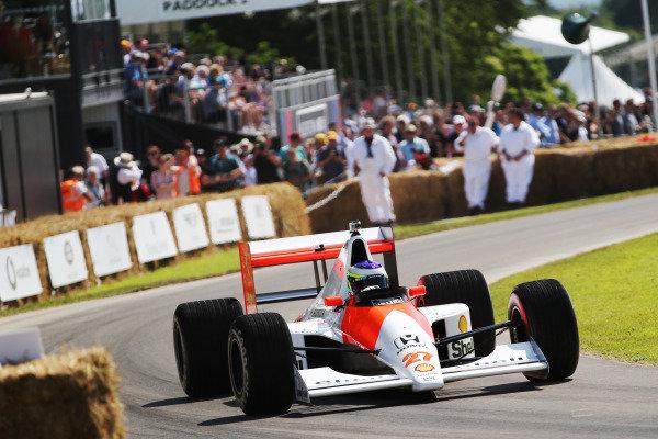 Rib Garofall, McLaren Honda