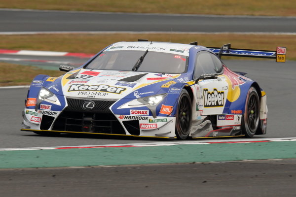 Super GT - DTM Dream Race, Race one winner Nick Cassidy Lexus Team KeePer TOM's, Lexus LC 500 GT500