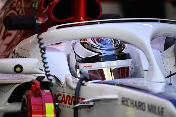 Kimi Raikkonen, Alfa Romeo Sauber C37
