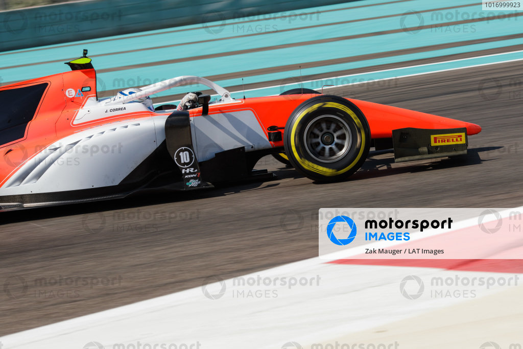 Juan Manuel Correa (USA, MP Motorsport).