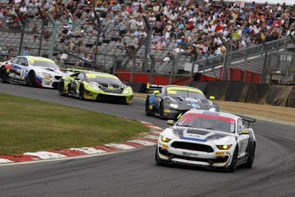 Richard Meaden / Jack Roush Multimatic Motorsports Ford Mustang GT4