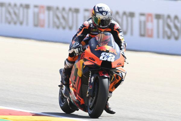 Miguel Oliveira, Aragon MotoGP, 10 September 2021