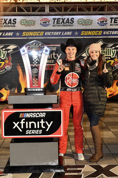 #20: Christopher Bell, Joe Gibbs Racing, Toyota Supra Rheem wins