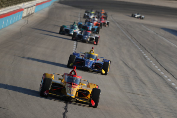 Ryan Hunter-Reay, Andretti Autosport Honda Copyright: Chris Owens - IMS Photo