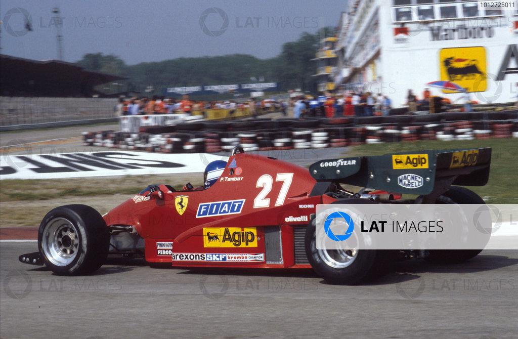 1983 San Marino Grand Prix.