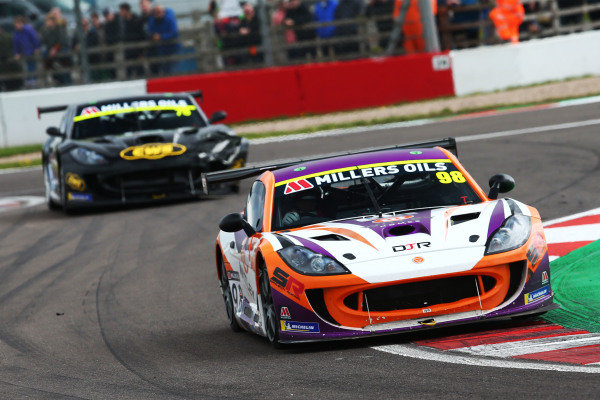 Lee Frost Declan Jones Racing Ginetta G55