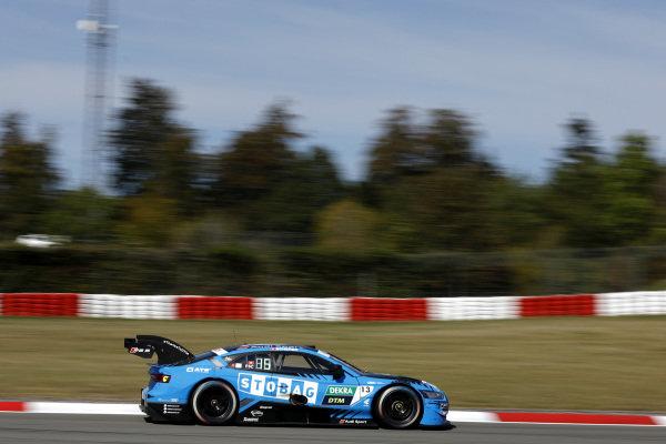 Fabio Scherer, Audi Sport Team WRT, Audi RS 5 DTM.