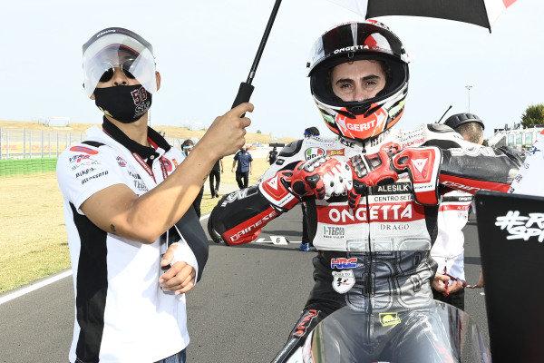 Tatsuki Suzuki, SIC58 Squadra Corse, Niccolo Antonelli, SIC58 Squadra Corse