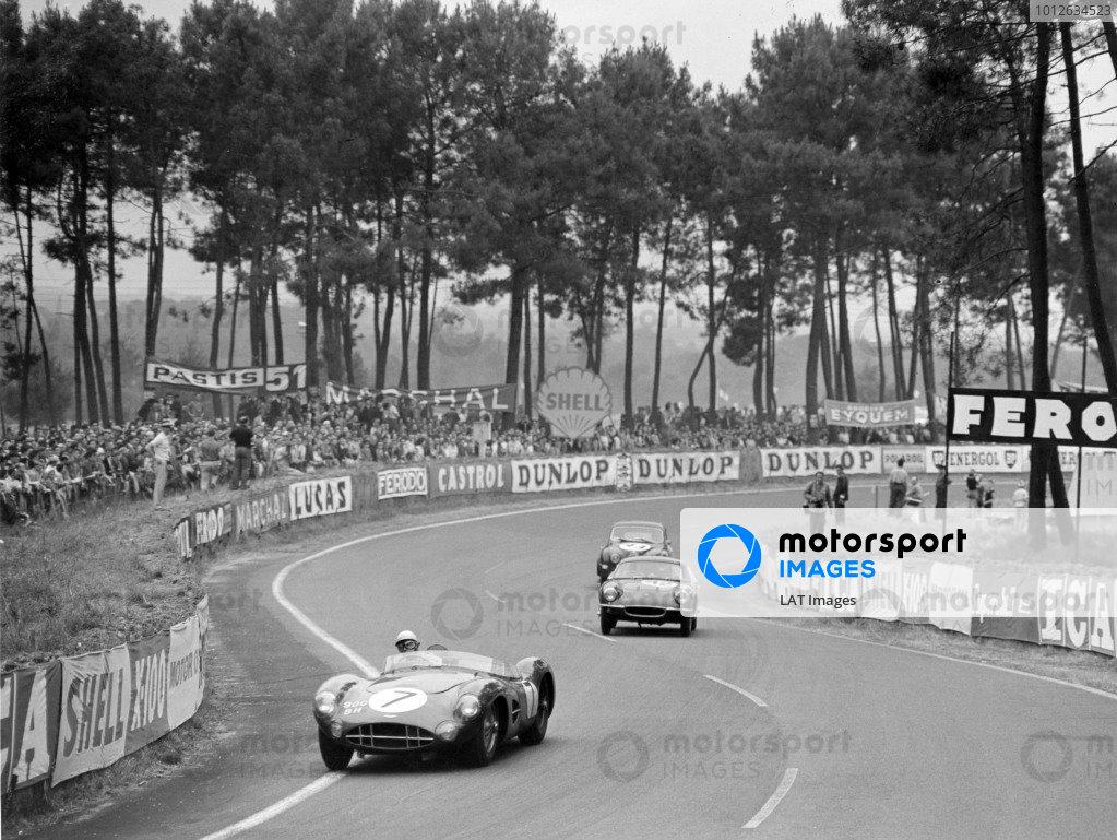 1959 Le Mans 24 hours.